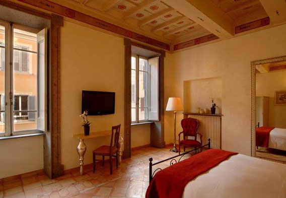 Hotels in Central Rome