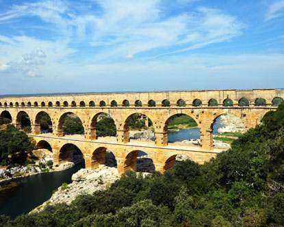 Ancient Roman Aqueducts - History of Roman Aqueducts