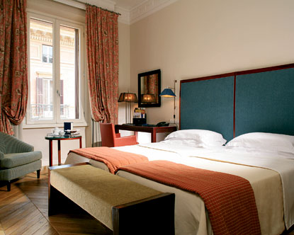 Boutique Hotels In Rome - Rose Garden Palace Hotel