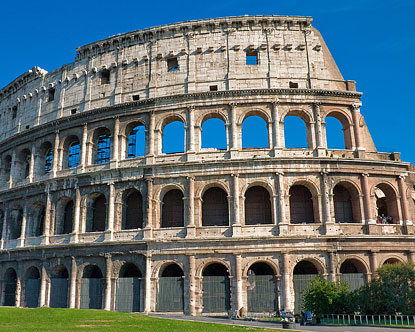 History of the Colosseum