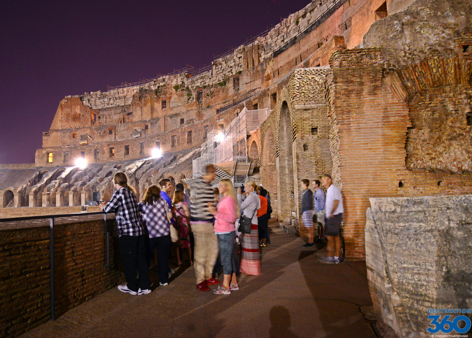 Tours of the Colosseum Virtual Tour