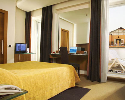4 Star Hotels in Rome - BW Hotel Universo