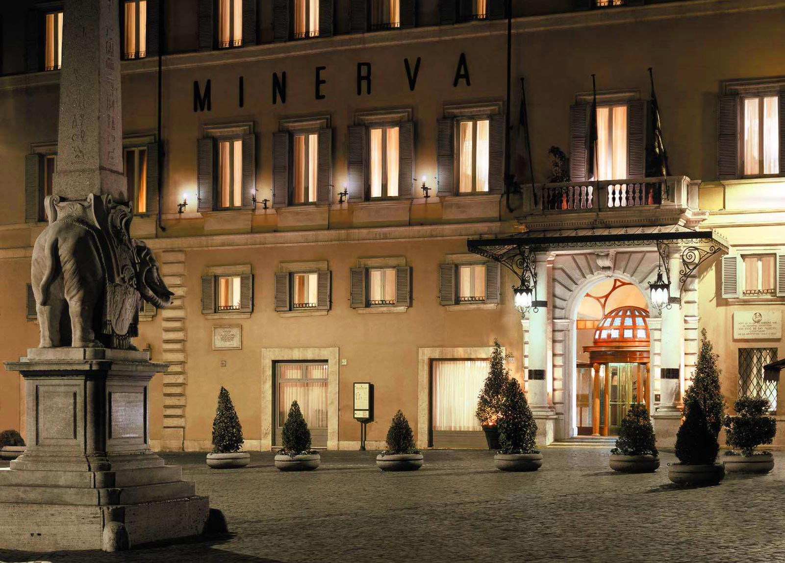 And  Star Hotels In Rome Italy
