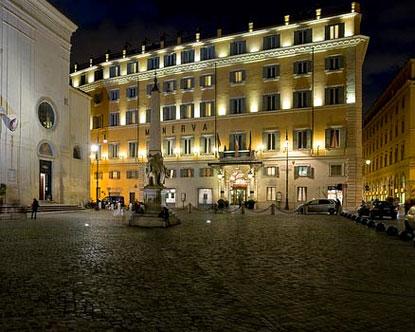 Hotels Near Pantheon Pantheon Hotels