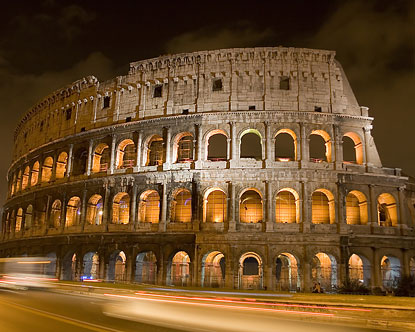 Roman Colosseum Facts