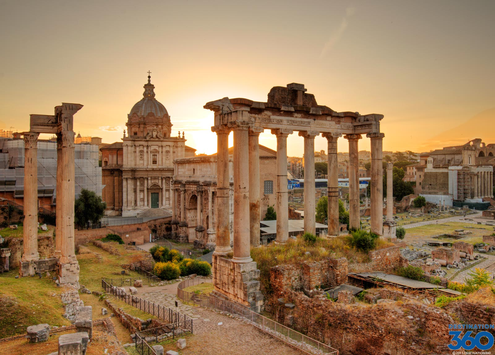 Roman forum ancient roman forum history for Rome in rome