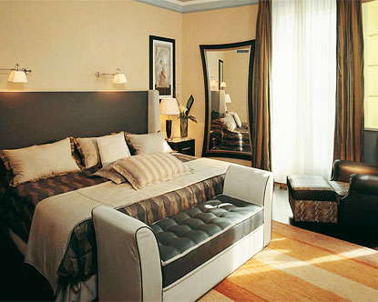 Rome Hotels Near the Spanish Steps