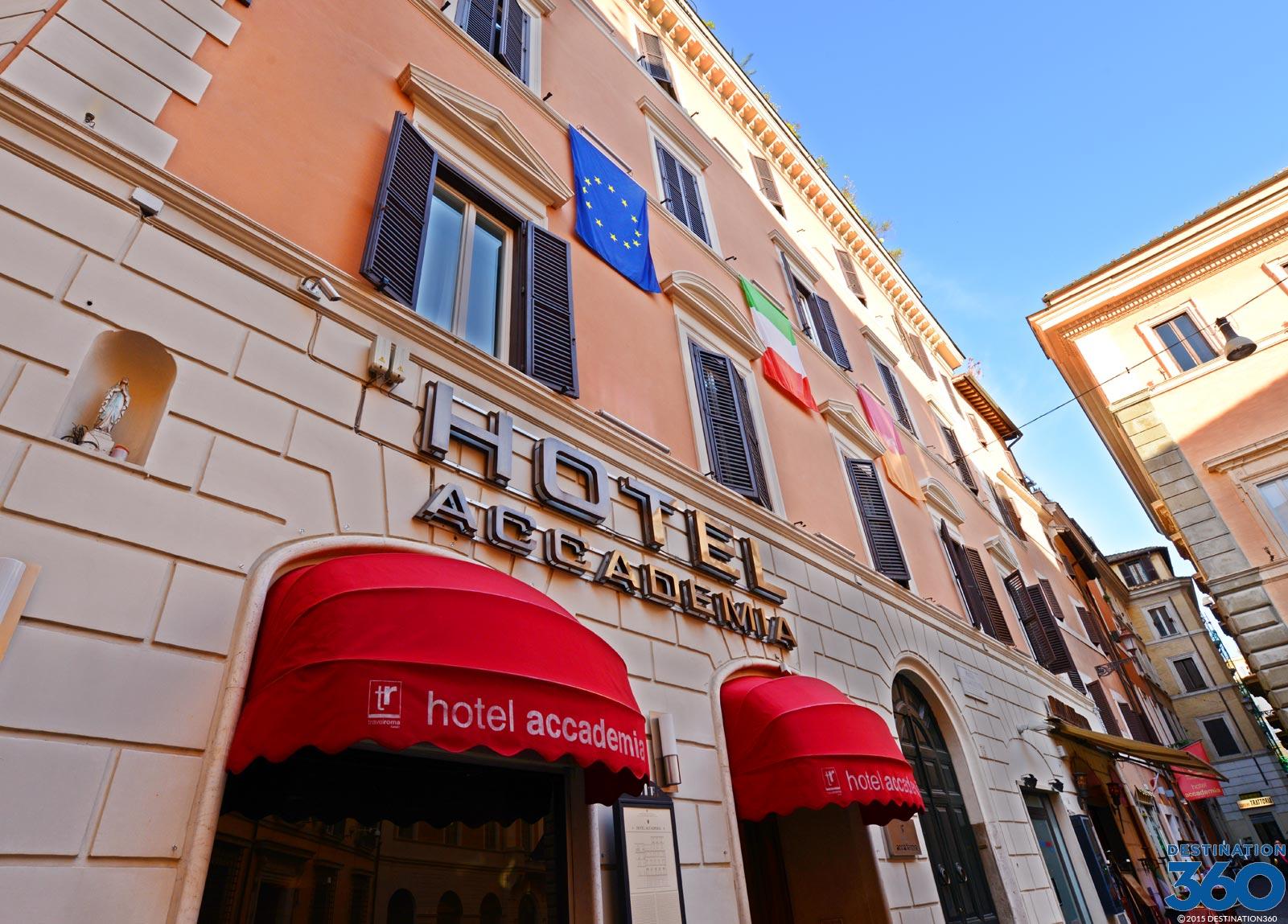 Three Star Hotels In Rome