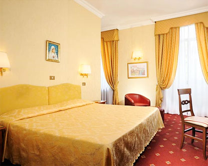 3 Star Rome Hotels - Hotel Bled