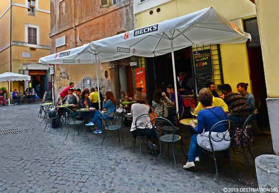 Trastevere Restaurants