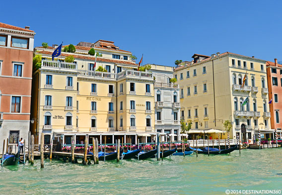 Hotels Near Piazza San Marco - Westin Europa and Regina