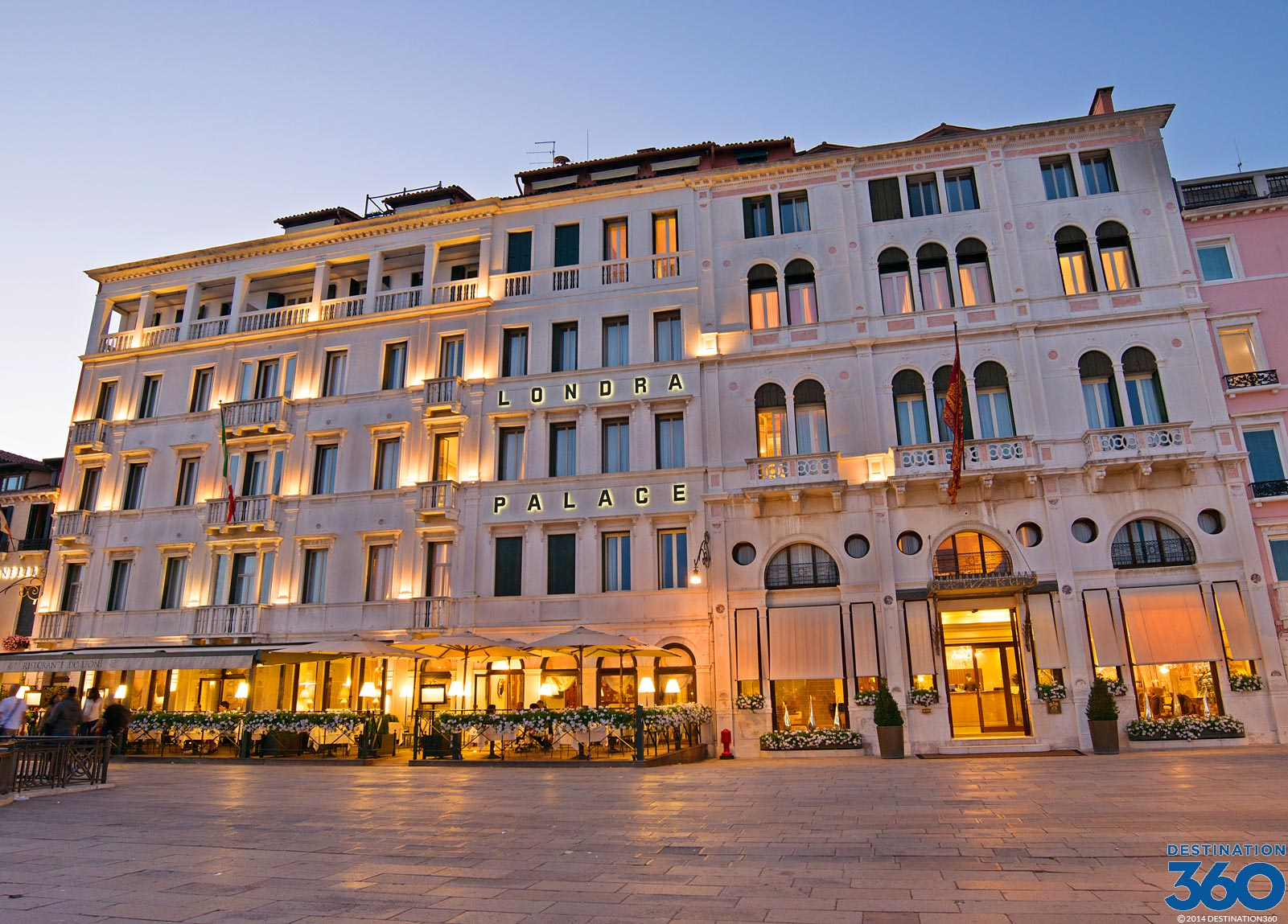 Romantic Venice Hotels
