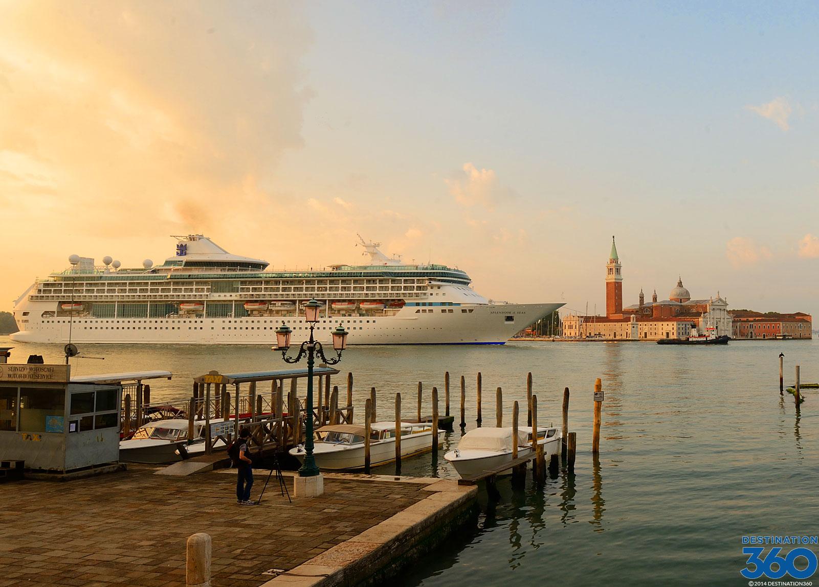 Venice Cruises  Venice Cruise Terminal