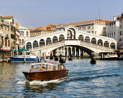 Venice Water Taxi Service