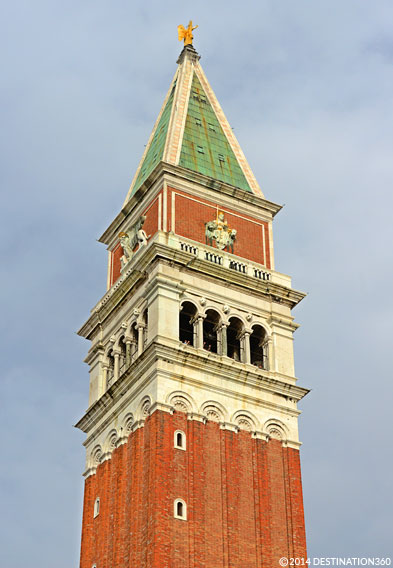 St Marks Square Bell Tower