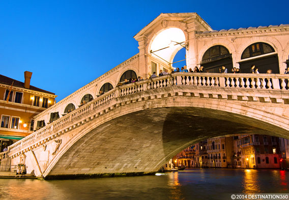 Venice Italy Night Attractions