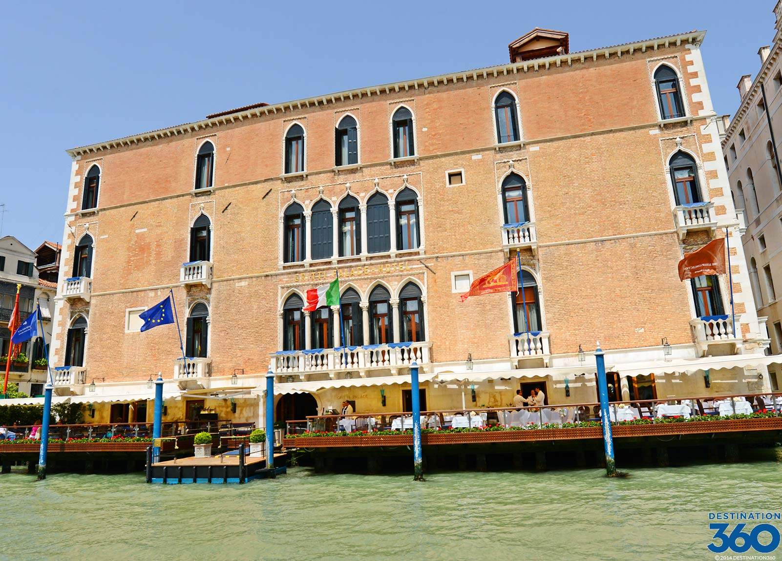 Best  Star Restaurants In Italy Venice
