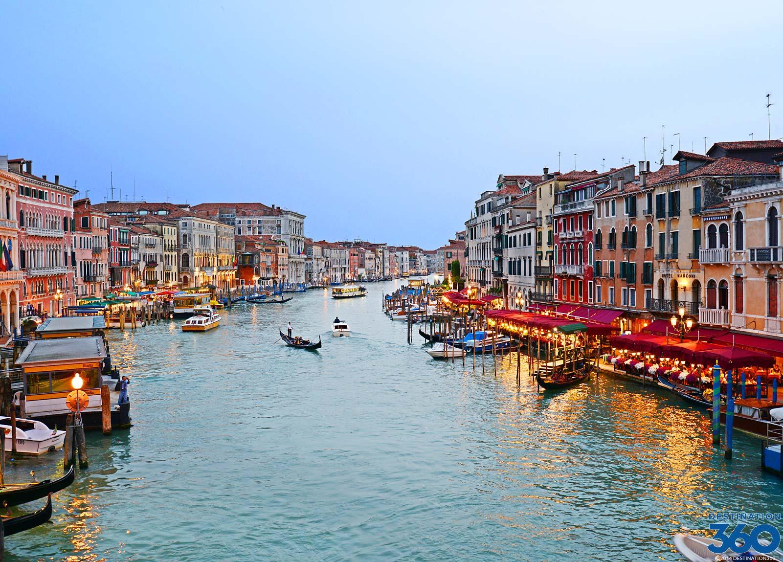 Når er den beste tiden å besøke Venezia, Italia