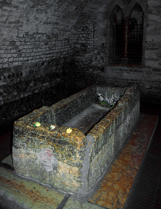 Juliet's Tomb