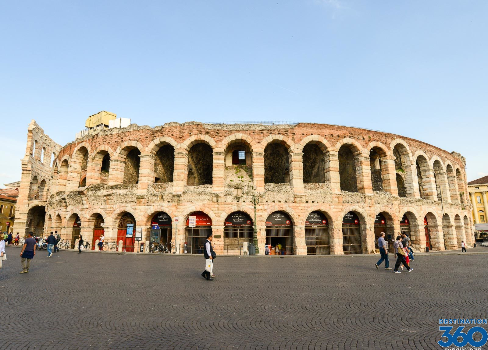 Verona Arena Virtual Tour