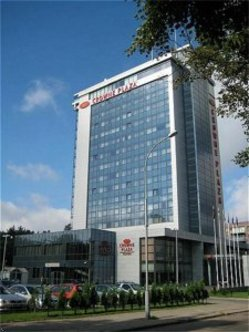 Crowne Plaza Hotel Vilnius