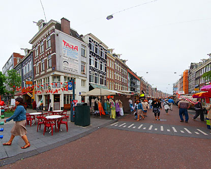 Albert Cuypstraat Street Virtual Tour