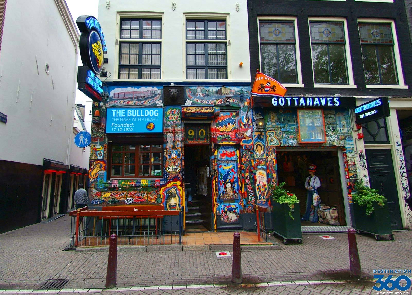 Amsterdam Coffee Shops