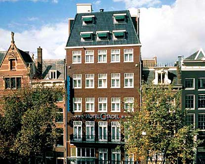Amsterdam Hotels - Cheap Hotel in Amsterdam