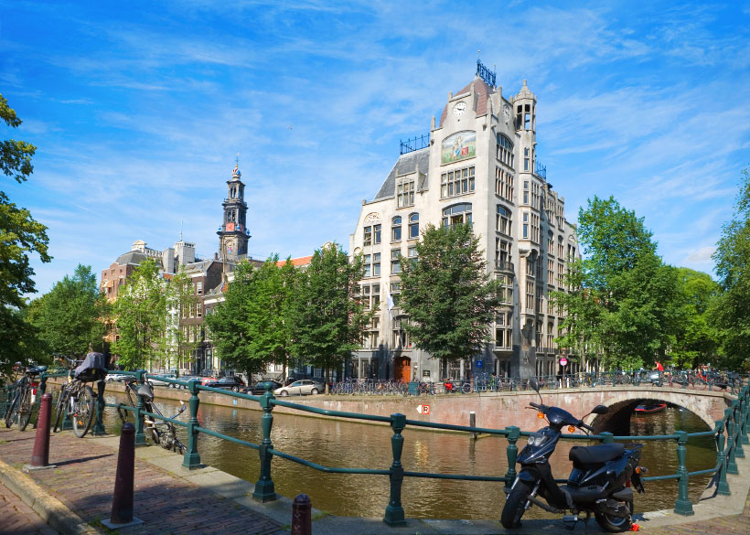 Amsterdam Virtual Tour