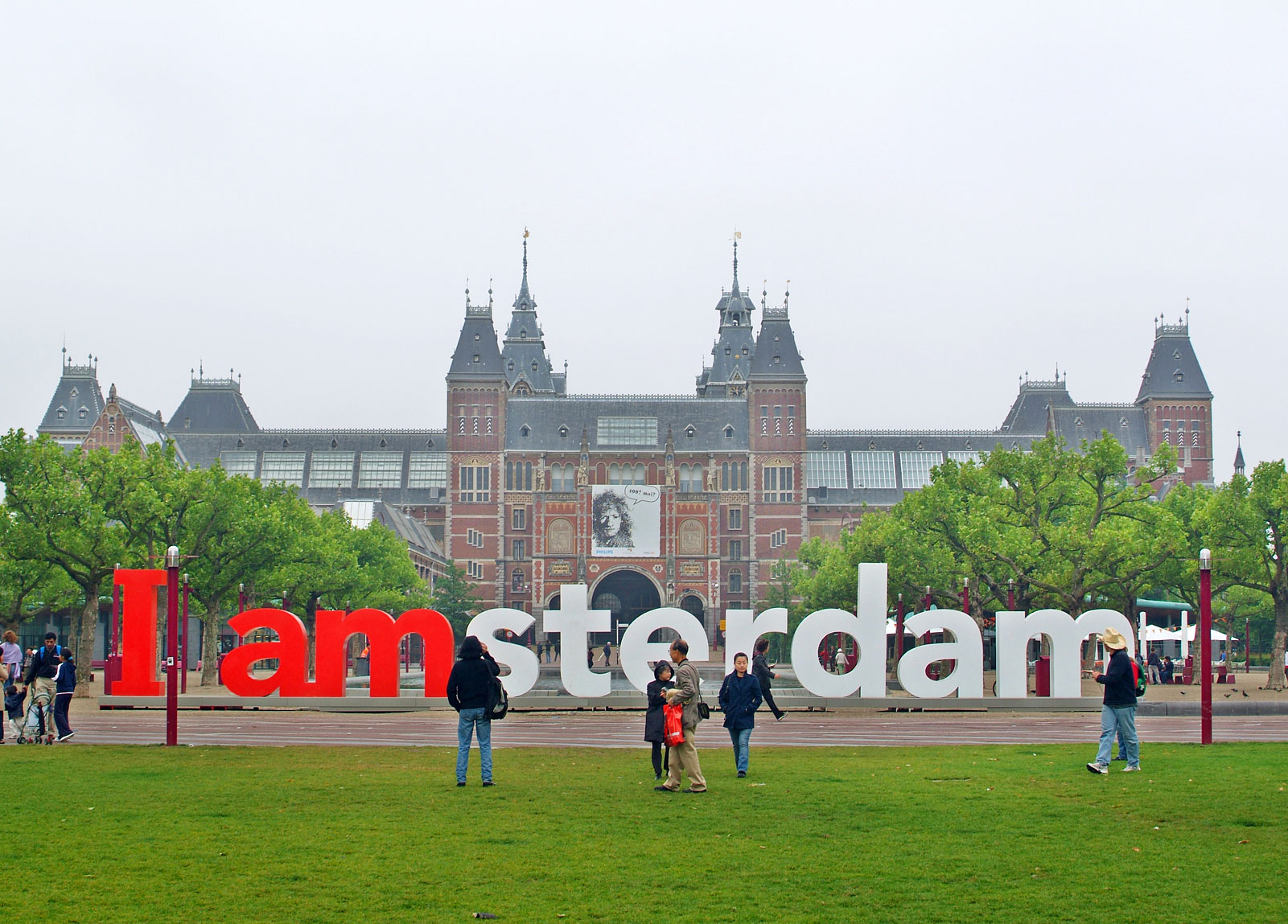 Museumplein Virtual Tour