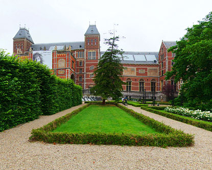Rijksmuseum Garden Virtual Tour