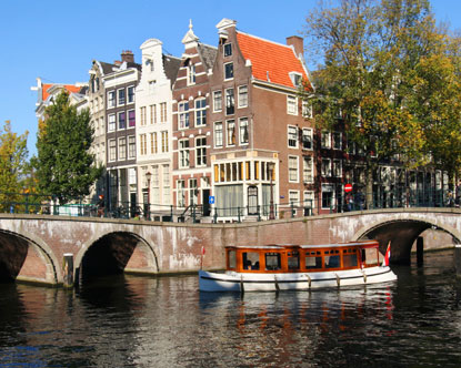 Suggested Itineraries Amsterdam