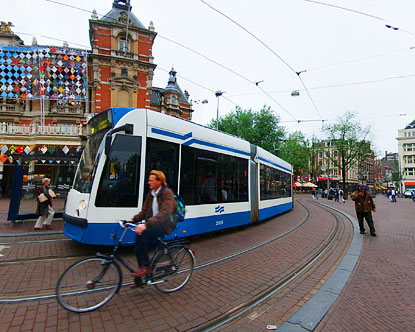 Amsterdam Transportation