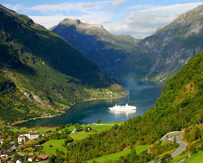 Fiords of Norway