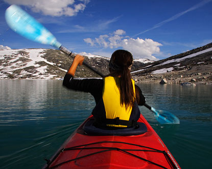 Norway Kayaking