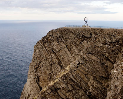 North Cape Norway - Nordkapp - Honningsvag
