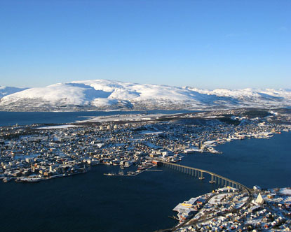 Tromso Tromso Travel Northern Lights In Tromso