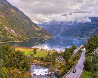 When to go to Norway