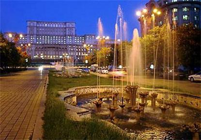 J.W. Marriott Bucharest Grand Hotel
