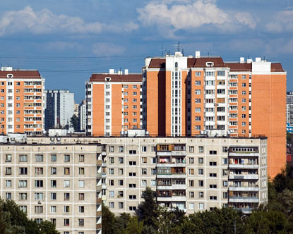 Russia Apartment Rental