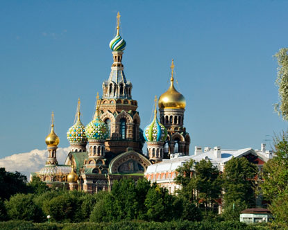 Things to do in St Petersburg Russia