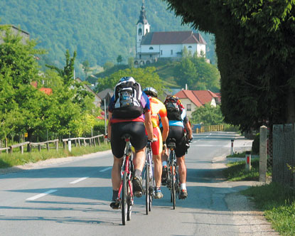 Slovenia Bike Tours
