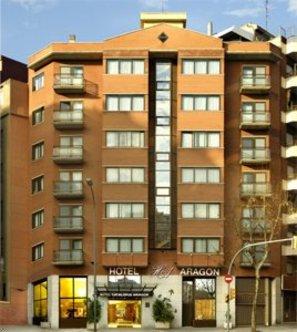 catalonia atenas hotel barcelona