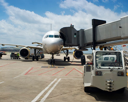 Barcelona Airport El Prat Airport International