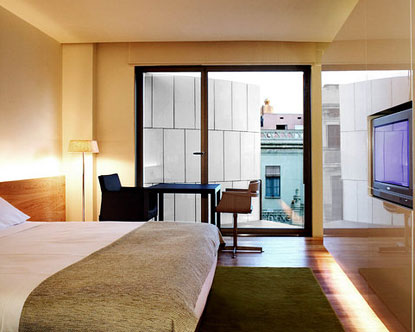 Barcelona boutique hotels best boutique hotel in barcelona for Best boutique hotels barcelona