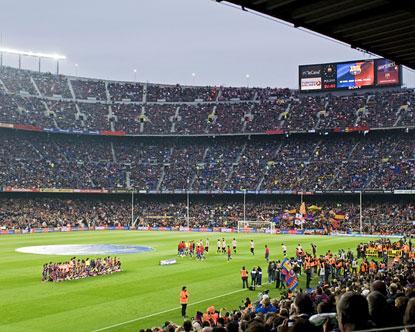 FC Barcelona - Camp Nou - Barcelona Soccer