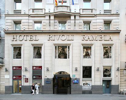 las ramblas hotels barcelona hotels on la rambla