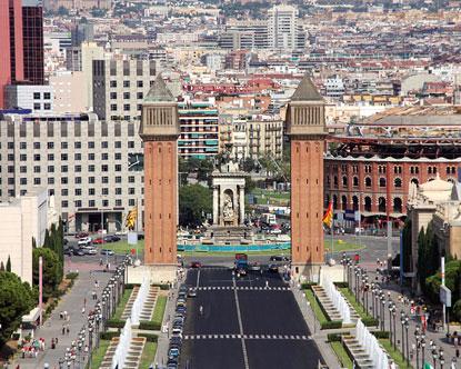 Sants Montjuic - Montjuic Barcelona - La Bordeta