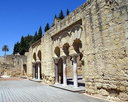 Madinat al Zahra - Medina Azahara