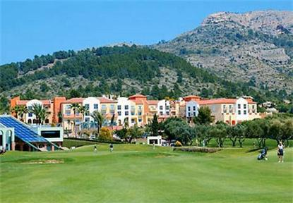 Marriott Denia La Sella Golf Resort And Spa